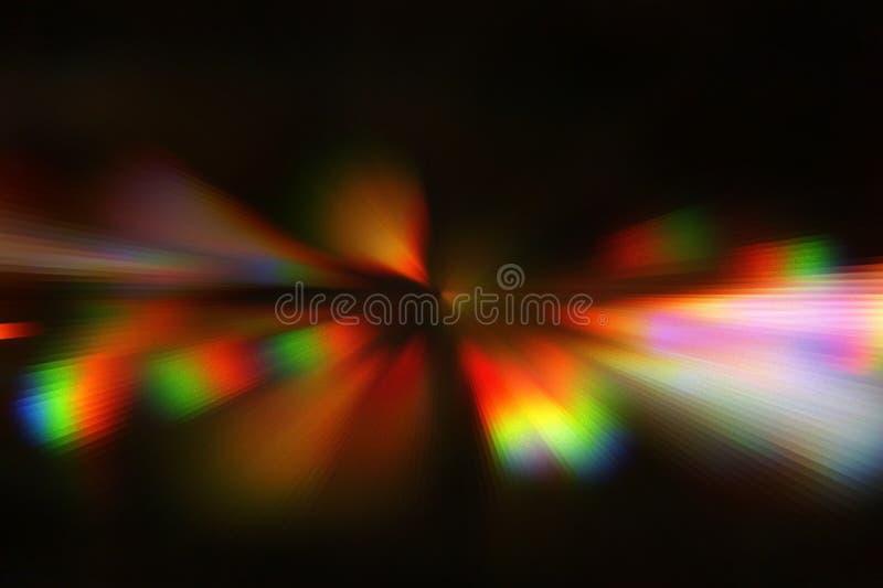 Holografische neonachtergrond abstract glitch ontwerp stijl en tendensen van de jaren '80/jaren '90 royalty-vrije stock foto