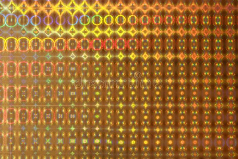 hologram предпосылки стоковая фотография rf