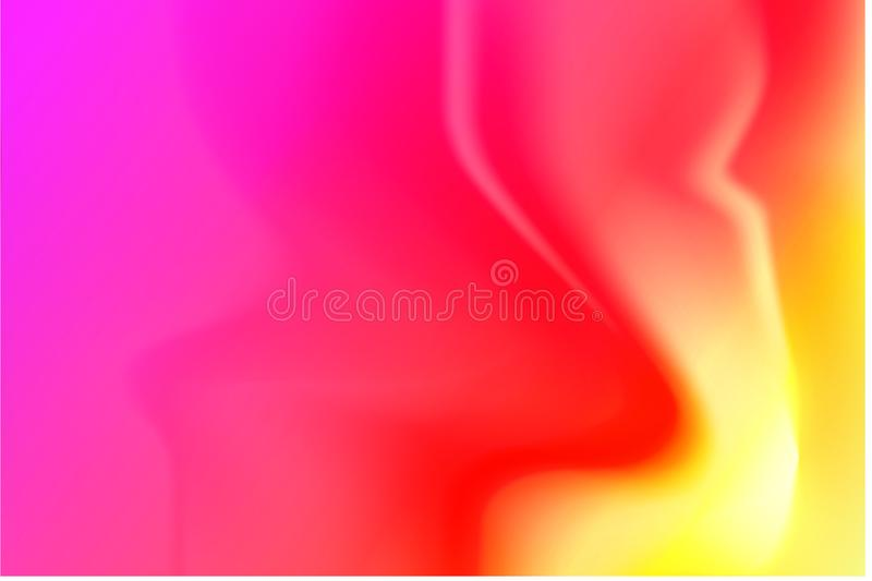 Holographic Foil beautiful rainbow texture background. royalty free illustration
