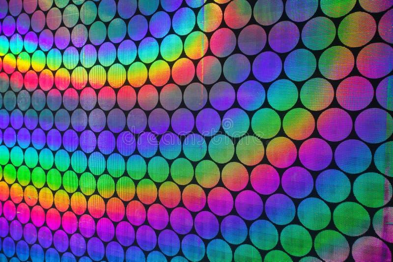 holographic modeller arkivfoton