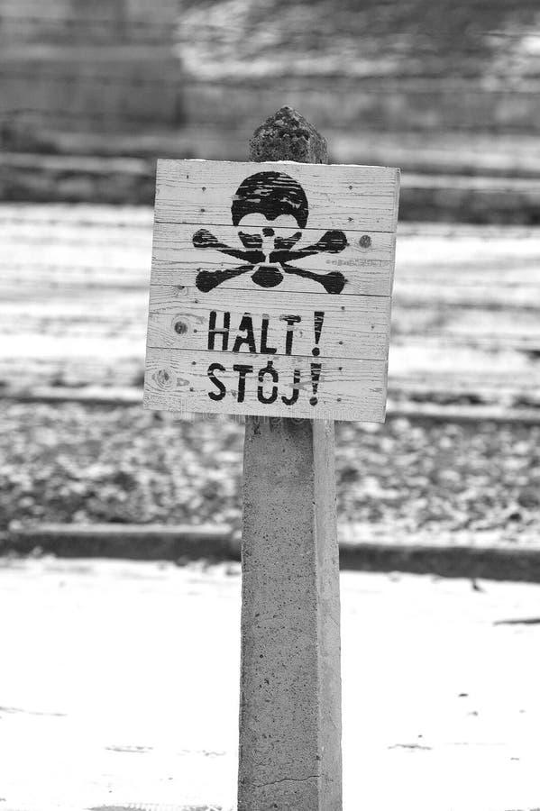 holokaust obraz stock