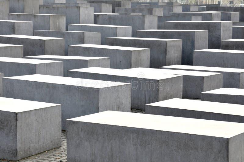 Holokausta muzeum w Berlin, Niemcy obrazy royalty free