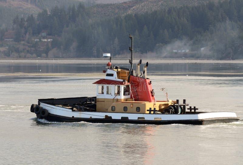 Holownik łodzie zdjęcia stock