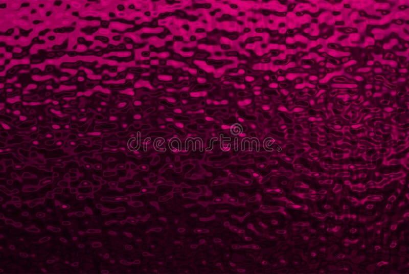 Holperiges dunkles Rosa vektor abbildung
