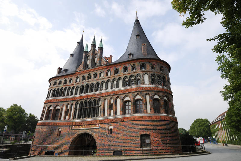 Holstentor Royalty Free Stock Photo