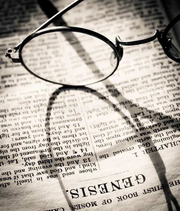 Download Holy Bible stock image. Image of christian, belief, cross - 20989483