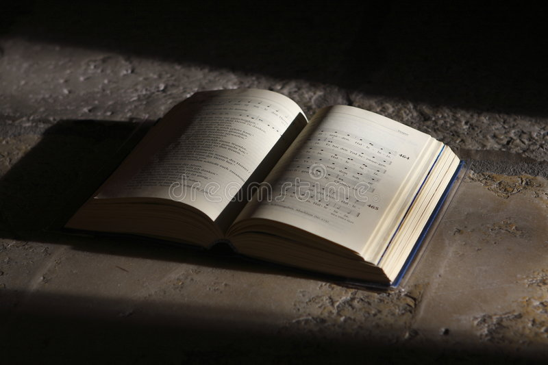 A Holy Bible royalty free stock images