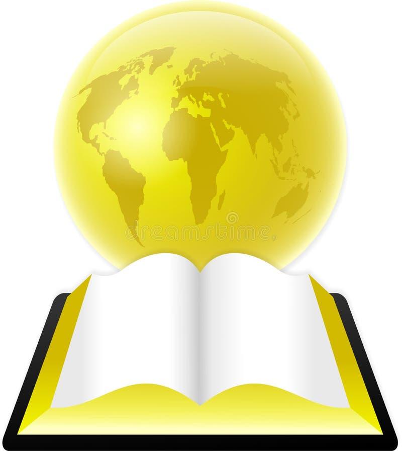 Holy bible royalty free illustration