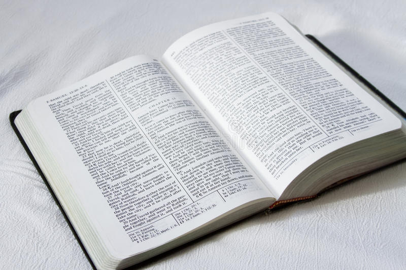 Download Holy bible stock photo. Image of pages, background, holiness - 33154844