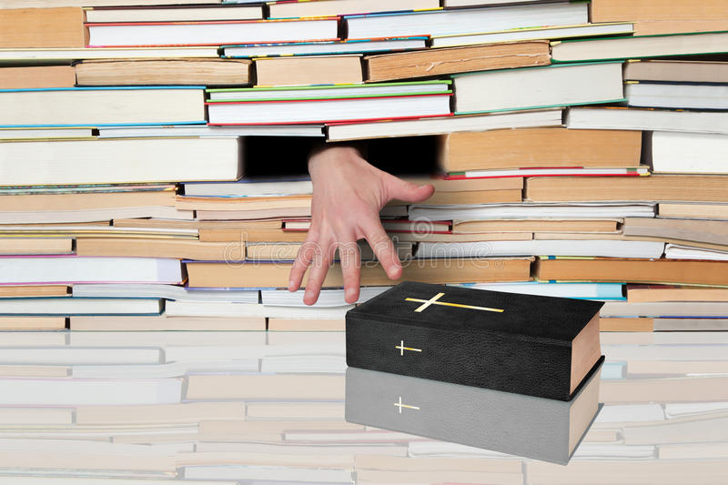 Download Holy Book stock image. Image of knowledge, pile, school - 22575553