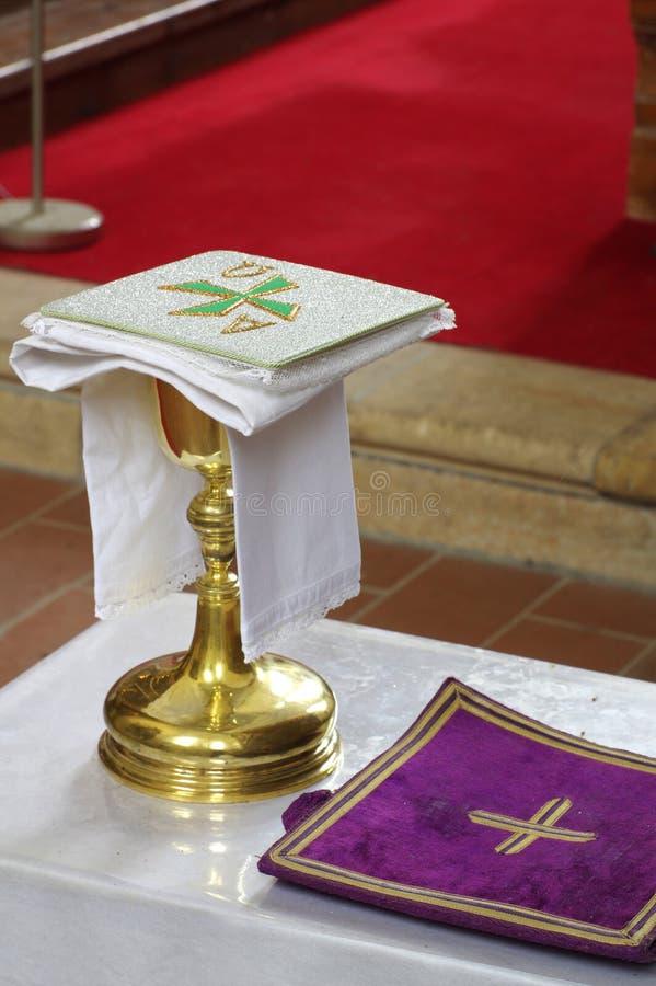 Holy communion. Still life religion royalty free stock photo