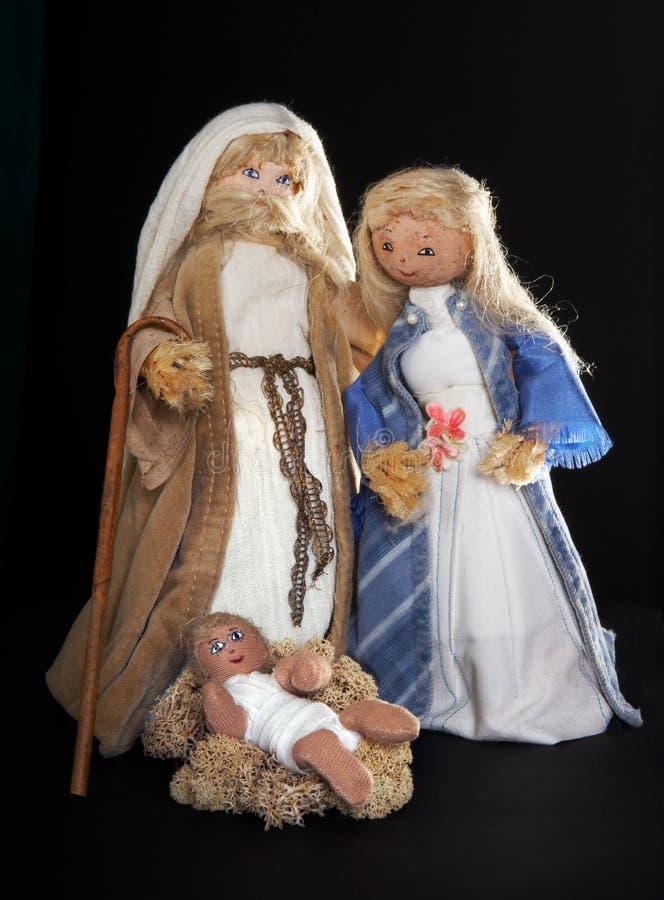 Holy Family royalty free stock image