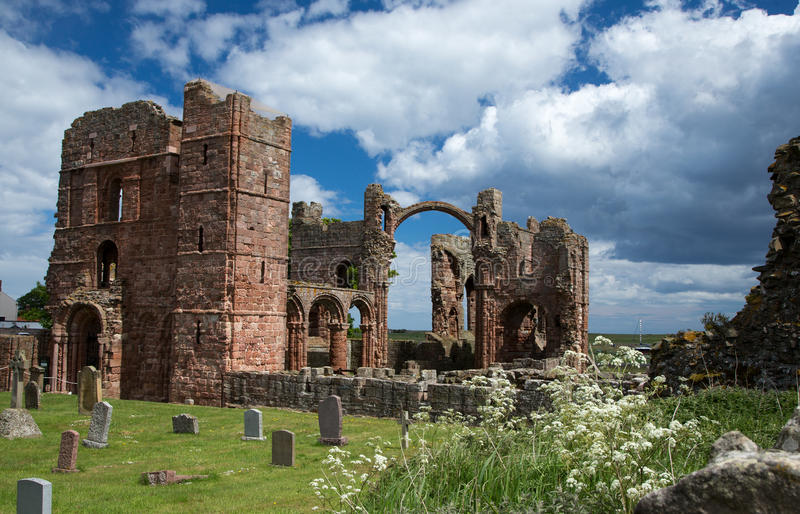 Download Holy Island stock photo. Image of english, east, cuthbert - 31811050