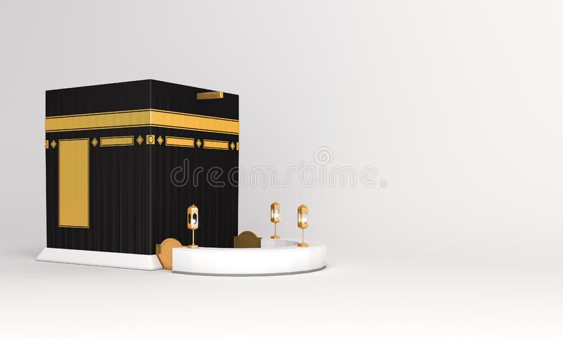 Umrah Banner: 3,393 Hajj Stock Illustrations