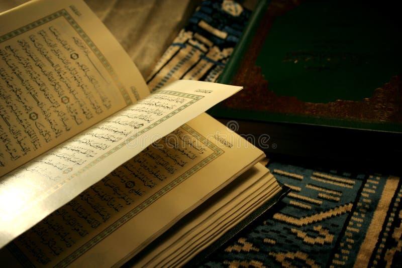 Holy koran royalty free stock photo