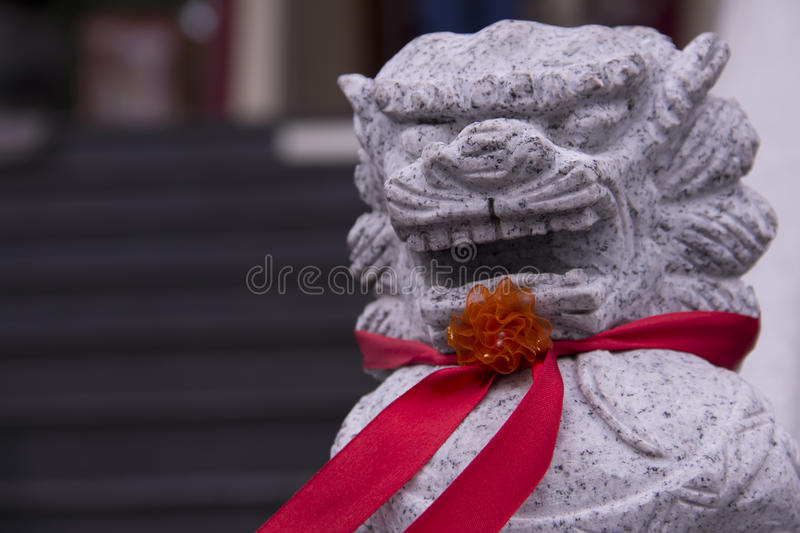 Download Holy Lion stock photo. Image of buddha, dragon, temple - 23107622