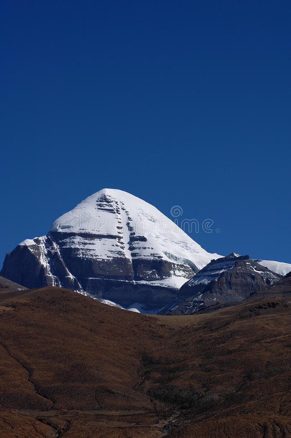 Free Holy Snow Mountains In Tibet Royalty Free Stock Image - 9794766
