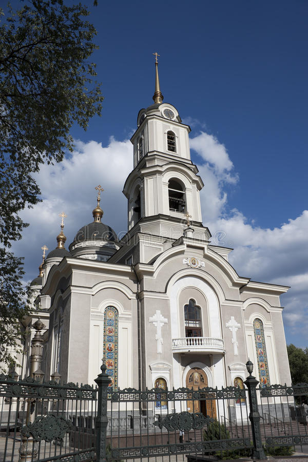 Download Holy Transfiguration Cathedral Stock Photo - Image: 25662188