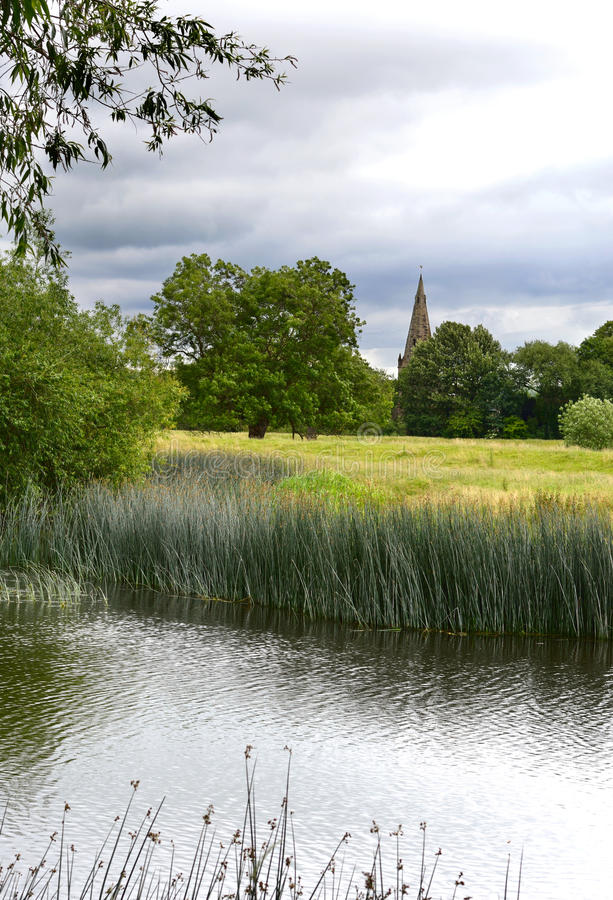 Download Holy Trinity Church, Ratcliffe-on-Soar Stock Photo - Image: 32029192
