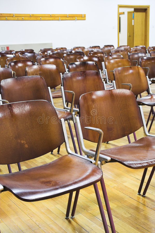 Holyday time, school classroom royalty free stock images