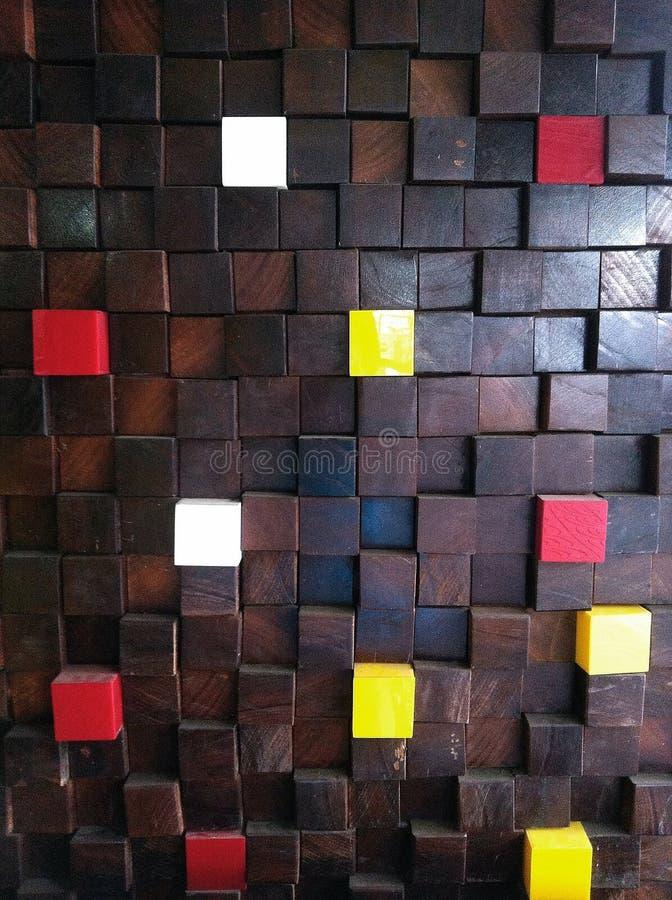 Holz stockbild
