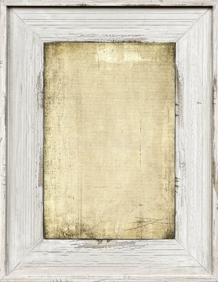 Holz gemalter Rahmen stockbild. Bild von familie, möbel - 33708765