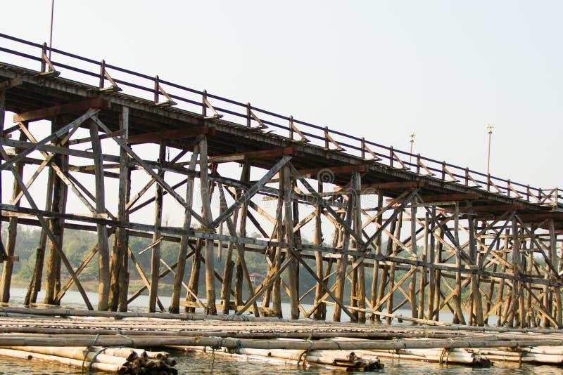 Holzbrücke stockbilder