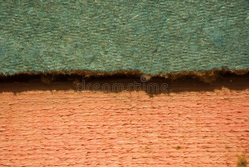 Holzfaserplatte und hölzerne Vorstände stockbilder