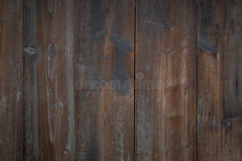 Holzplanen mit Holzzeichnung stockbilder