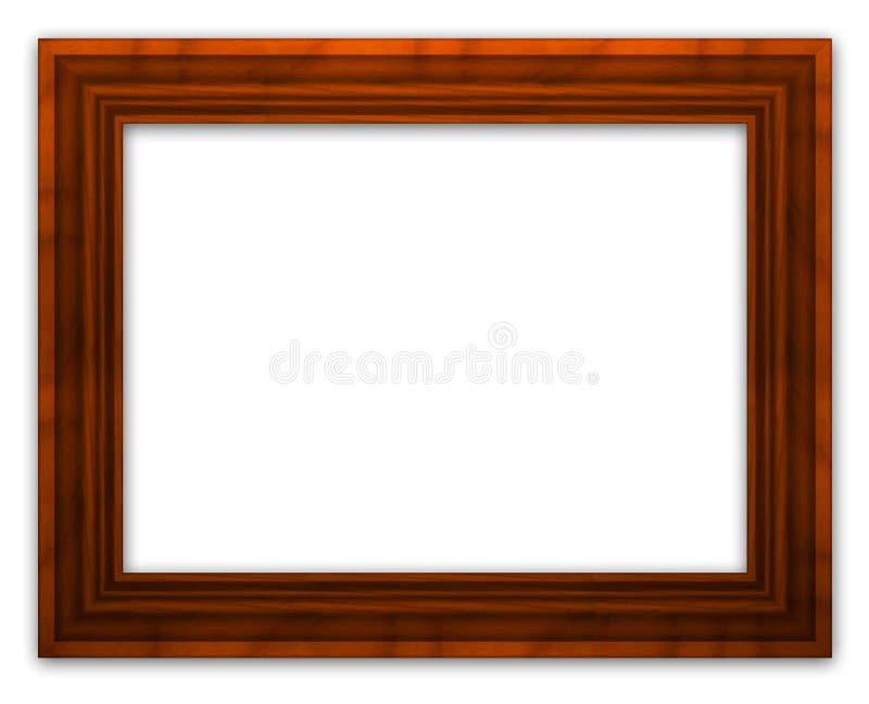Holzrahmen lizenzfreie stockfotografie