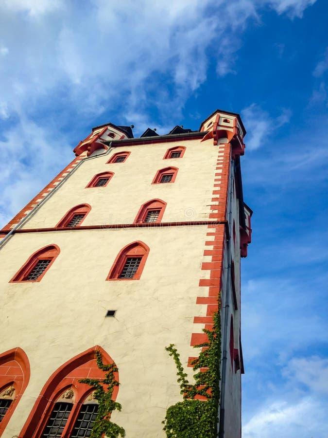 ` Holzturm ` in Mainz stock foto's