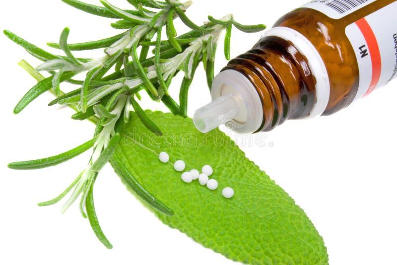 Homéopathie photos libres de droits