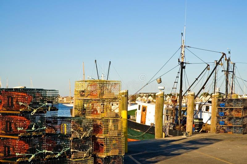 homary mola pułapki obrazy stock