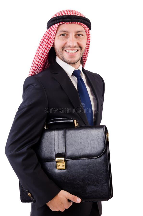 Download Hombre árabe aislado imagen de archivo. Imagen de asiático - 41914609