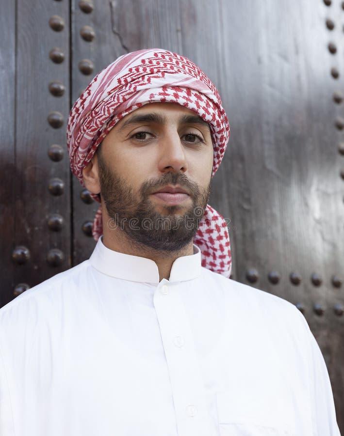 Hombre árabe joven foto de archivo libre de regalías