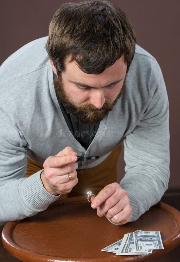 Hombre fotografía de archivo libre de regalías