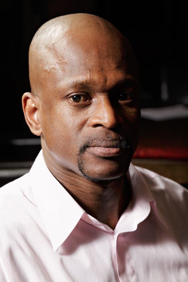 Hombre africano imagen de archivo