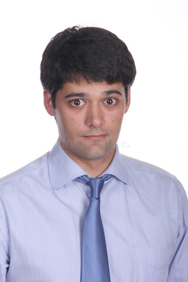 Download Hombre asustado imagen de archivo. Imagen de crecimiento - 7150615