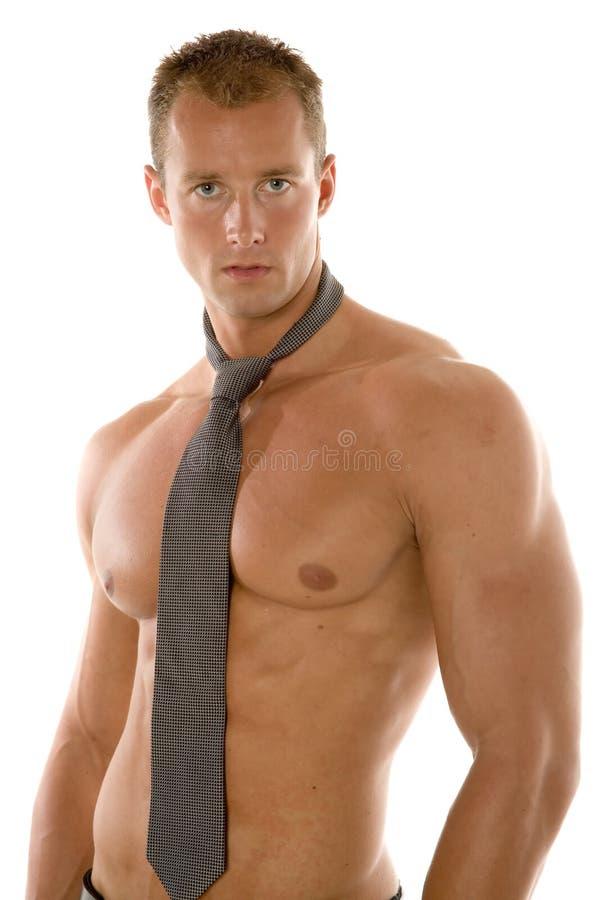 Hombre atractivo foto de archivo