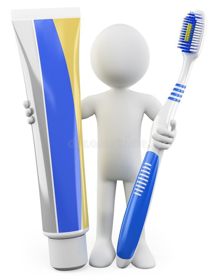 crema dental para hombres