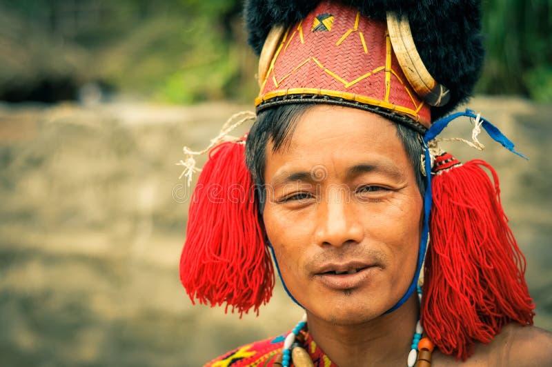 Hombre con la cara agradable fotografía de archivo libre de regalías