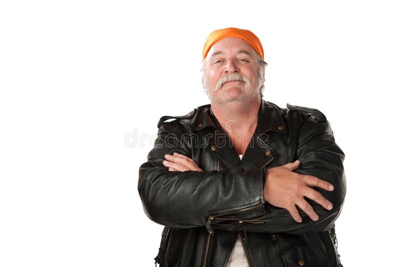 Hombre de confianza imagen de archivo libre de regalías