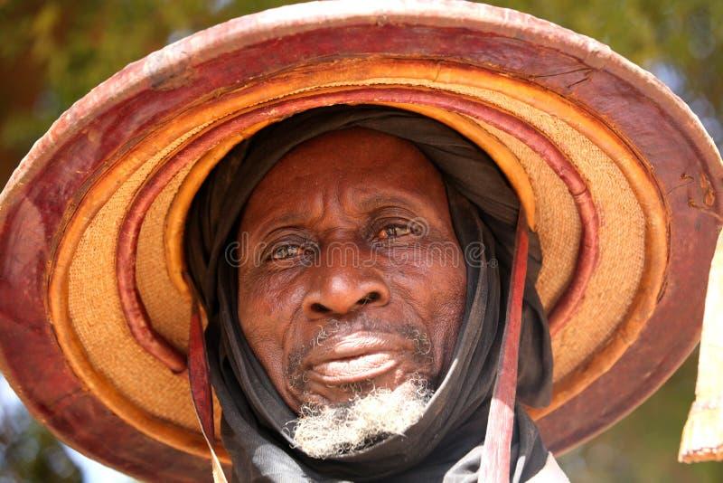 Hombre de Fulani fotos de archivo