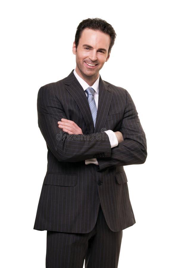 Hombre de negocios. fotos de archivo