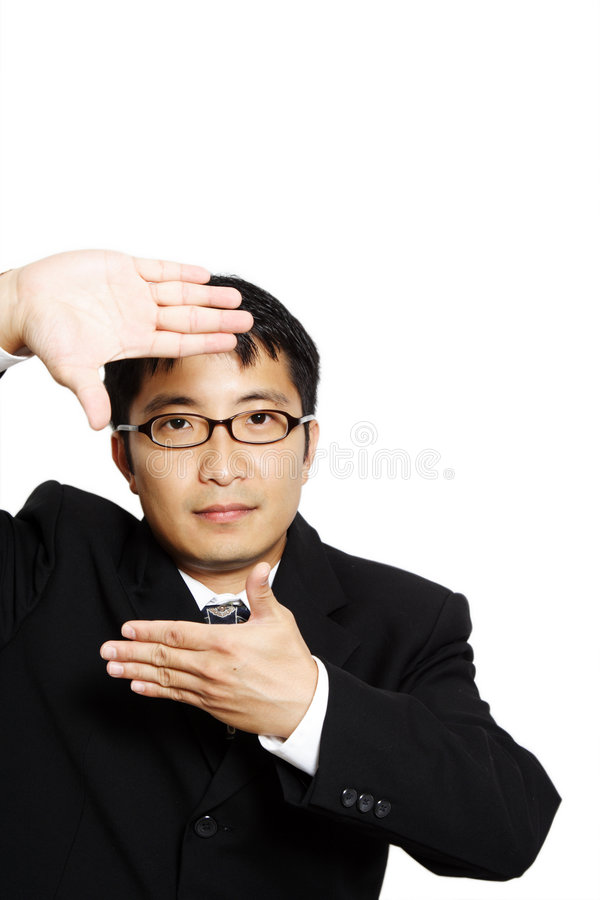 Download Hombre de negocios imagen de archivo. Imagen de selección - 1283003