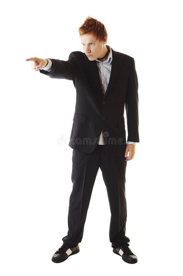 Download Hombre de negocios foto de archivo. Imagen de hombre, elegante - 1290108