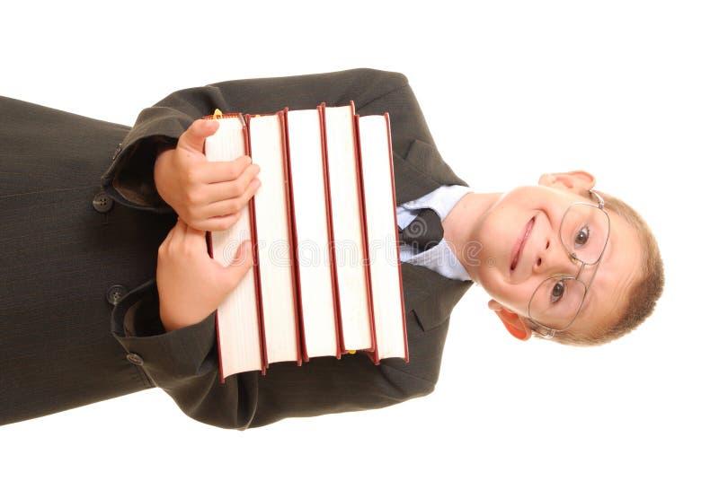 Hombre de negocios 13 del muchacho imagen de archivo libre de regalías