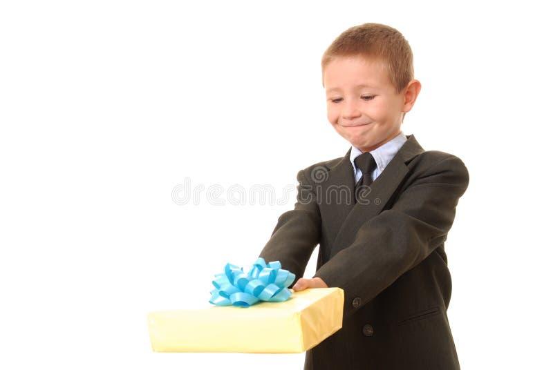 Hombre de negocios 27 del muchacho fotos de archivo libres de regalías
