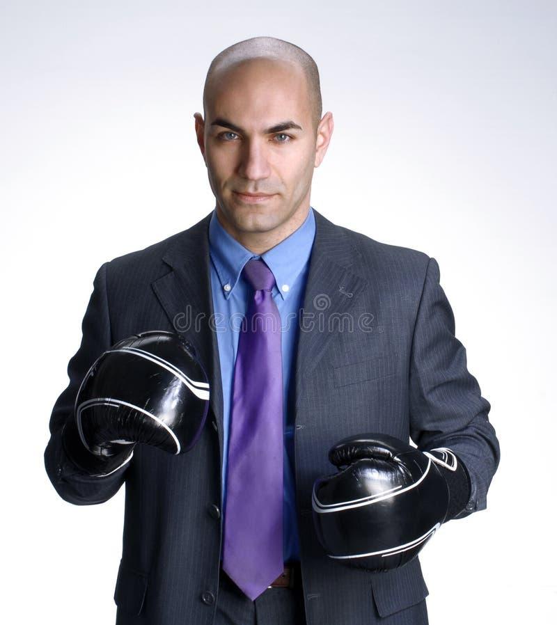 Download Hombre de negocios foto de archivo. Imagen de defending - 41900158