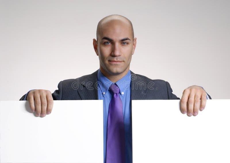 Download Hombre de negocios foto de archivo. Imagen de mensaje - 41900162